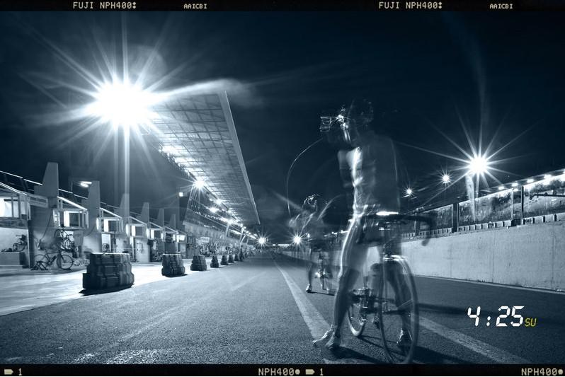 Le Mans'da gece 2
