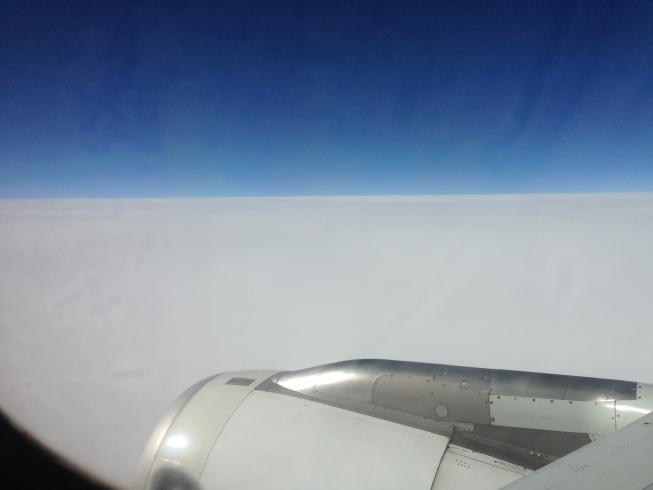 Önce bulutlarda mı yüzsek...